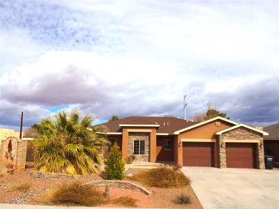 Alamogordo Single Family Home Under Contract: 201 Palo Duro