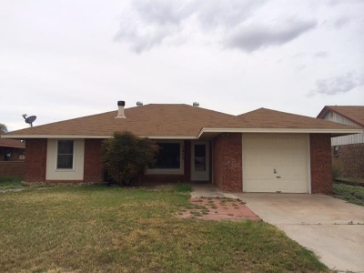 Alamogordo Single Family Home For Sale: 1472 Lindberg Av