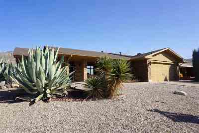 Alamogordo Single Family Home Under Contract: 508 Sundown Av