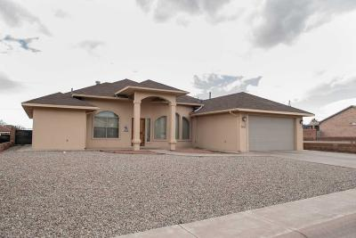 Alamogordo Single Family Home For Sale: 3621 Fernwood Av