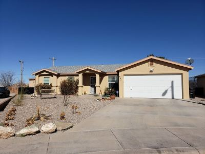 Alamogordo Single Family Home For Sale: 961 Larkspur Ct