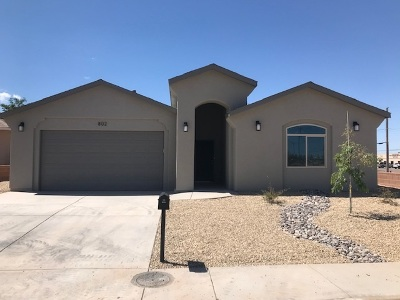 Alamogordo Single Family Home For Sale: 802 Twenty-Fourth St