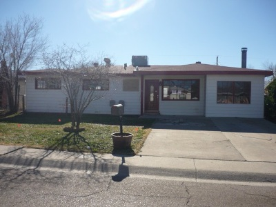 Alamogordo Single Family Home Under Contract: 1304 Catalina Ln