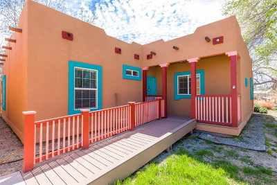 Tularosa Single Family Home Uc W/Contingency: 401 Durazno St