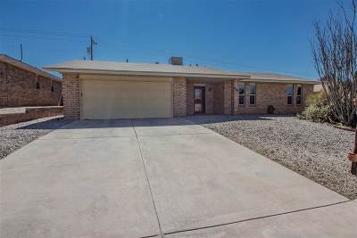 Alamogordo Single Family Home For Sale: 2702 Abbott Av