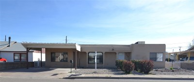 Alamogordo Single Family Home For Sale: 406 Sacramento
