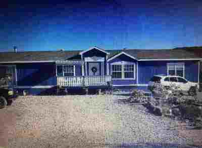 Tularosa Single Family Home Under Contract: 34 Cross Creek Rd