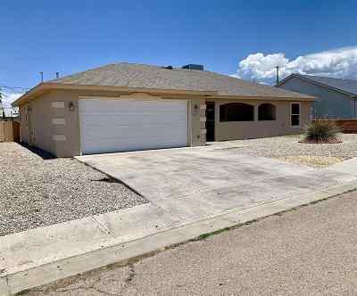 Alamogordo Single Family Home For Sale: 809 Larkspur St