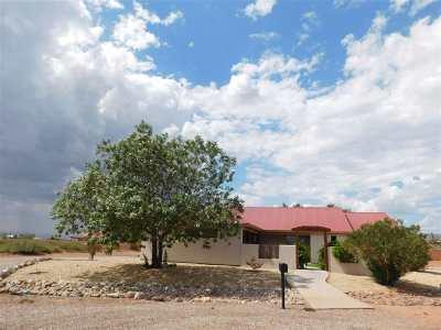 La Luz Single Family Home For Sale: 3 Willow Ct