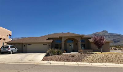 Alamogordo Single Family Home For Sale: 2400 Sedona Ridge