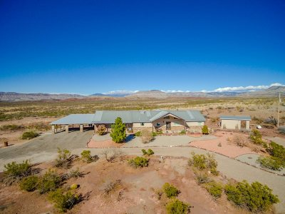 Tularosa Single Family Home For Sale: 23 Cross Creek Rd