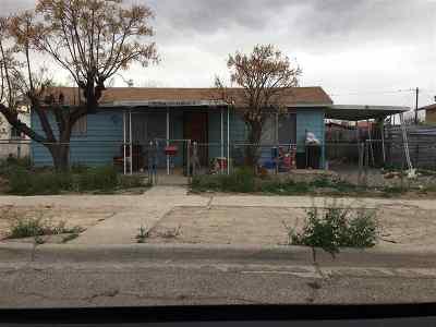 Alamogordo Single Family Home For Sale: 603 Virginia Av