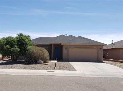 Alamogordo Single Family Home For Sale: 218 Ascot Parade