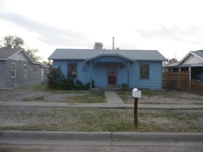 Alamogordo Single Family Home For Sale: 1417 Vermont Av