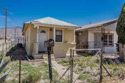 Alamogordo Single Family Home For Sale: 622 Delaware Av