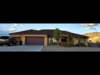 Alamogordo Single Family Home For Sale: 825 Shiprock
