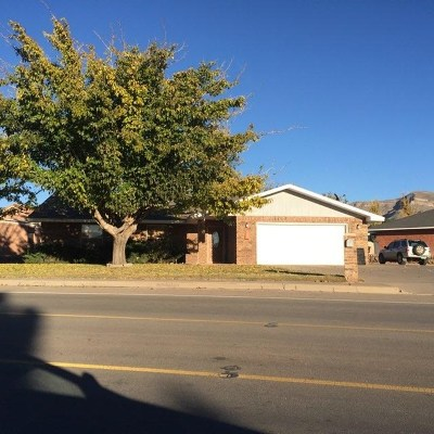 Alamogordo Single Family Home For Sale: 2641 Hamilton Rd