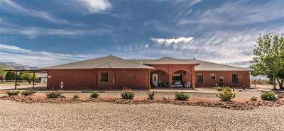 Alamogordo Single Family Home For Sale: 25 Stonewood Dr