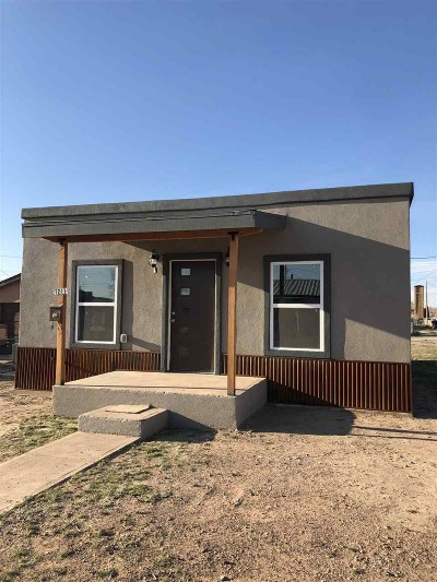Alamogordo Single Family Home For Sale: 1211 Fifteenth St