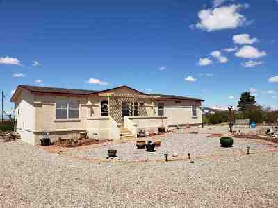 Alamogordo Single Family Home For Sale: 174 Gravel Pit Rd