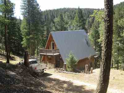 Cloudcroft Single Family Home Under Contract: 137 Young Canyon Rd