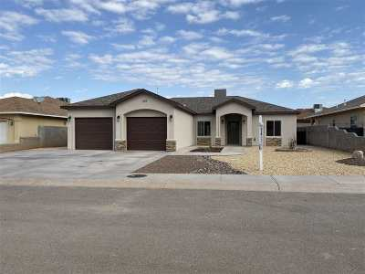 Alamogordo Single Family Home For Sale: 329 Bandolier