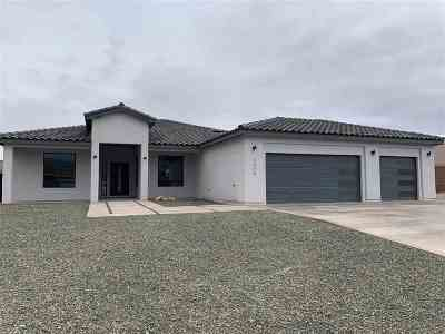 Alamogordo Single Family Home Under Contract: 3455 Red Arroyo Dr