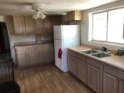 Tularosa Single Family Home Under Contract: 1 Duran Ln