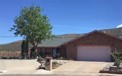Alamogordo NM Single Family Home For Sale: $189,000