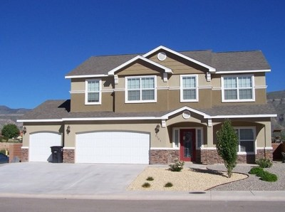 Alamogordo Single Family Home Under Contract: 2701 Madera