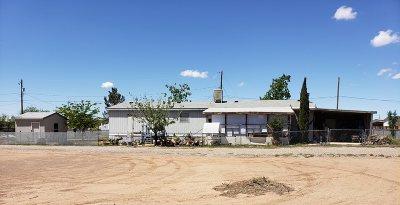 Alamogordo NM Single Family Home For Sale: $78,900