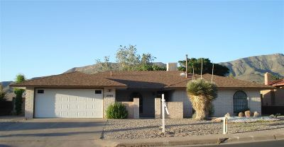 Alamogordo Single Family Home Under Contract: 2905 Tenth St