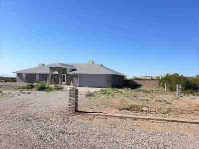 Alamogordo Single Family Home Under Contract: 68 C Florida Av