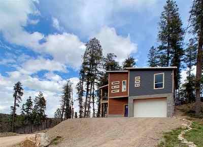 Cloudcroft Single Family Home For Sale: 1501 Rainmaker Lp