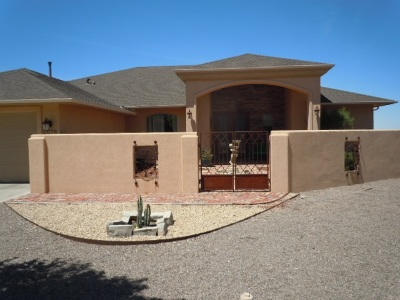 Alamogordo Single Family Home For Sale: 2076 Cielo Bonito