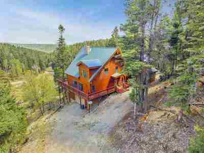 Cloudcroft Single Family Home For Sale: 147 Clear Nite Rd