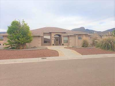 Alamogordo Single Family Home For Sale: 2429 Desert Bloom Ct