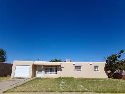 Alamogordo Single Family Home Uc Taking Backup Offers: 1702 Van Court