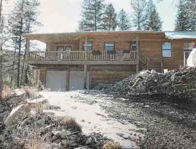 Cloudcroft Single Family Home For Sale: 2a Camino Del Luna
