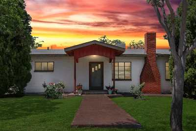 Tularosa Single Family Home Under Contract: 1203 5th St