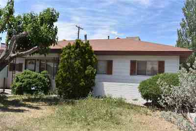 Alamogordo Single Family Home For Sale: 905 Arapaho Trl