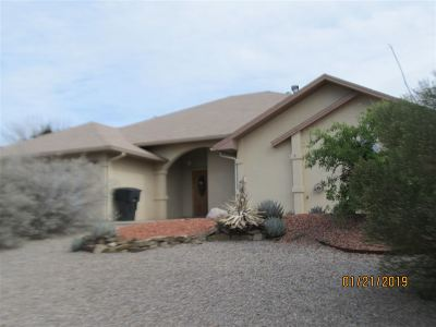 Alamogordo Single Family Home Under Contract: 2373 Saguaro Lp