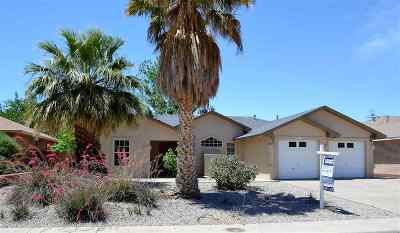 Alamogordo Single Family Home For Sale: 863 San Miguel St
