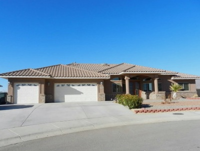 Alamogordo Single Family Home Under Contract: 2432 Sedona Ridge