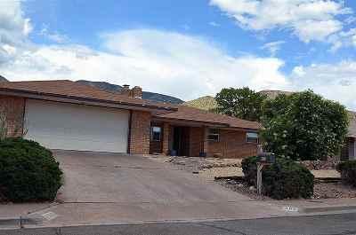 Alamogordo Single Family Home For Sale: 408 Sunset Av