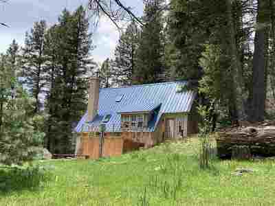 Cloudcroft Single Family Home For Sale: 2013 James Canyon Hwy