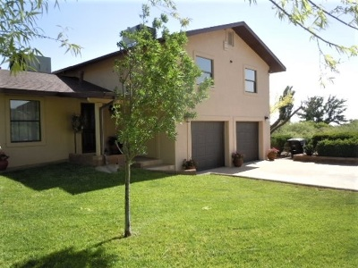 Alamogordo Single Family Home Under Contract: 20 Solana Dr