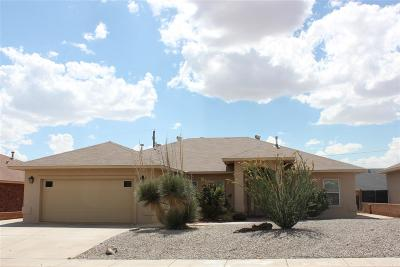 Alamogordo Single Family Home Under Contract: 3531 Fernwood Av