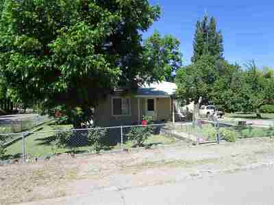 Tularosa Single Family Home For Sale: 901 Sixth St