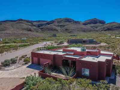 Alamogordo Single Family Home For Sale: 4 Pueblo De Luna